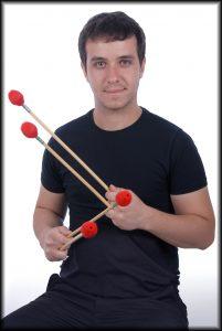 José Luis Palao Azorín. Percusión