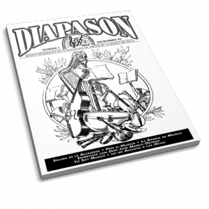 revista diapasón