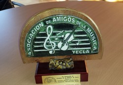 Concierto y Premio Santa Cecilia 2014