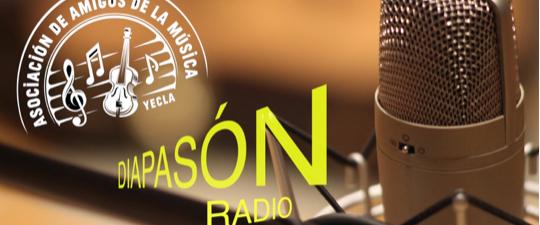 DIAPASÓN Nº 309 (03-11-2020) INMACULADA RUBIO (CONTENIDO Y AUDIO)