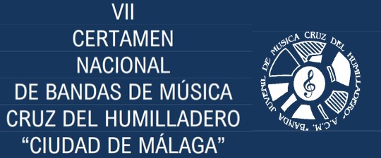 """LA BANDA DE LA AAMY SELECCIONADA PARA PARTICIPAR EN EL VII CERTAMEN """"CRUZ DEL HUMILLADERO"""" DE MÁLAGA"""