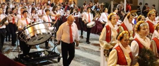 UN AÑO MÁS LA BANDA AAM YECLA DESFILARÁ EN LAS FIESTAS DE MOROS Y CRISTIANOS DE VILLENA Y CAUDETE