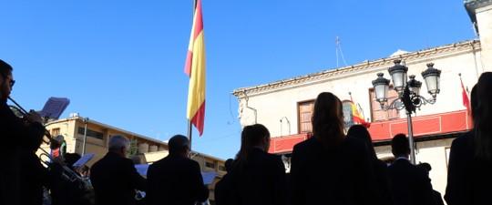 SÁBADO 12 DE OCTUBRE: ACTO DE HOMENAJE A LA BANDERA