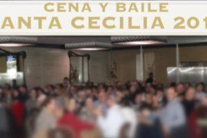 CENA Y BAILE SANTA CECILIA 2019