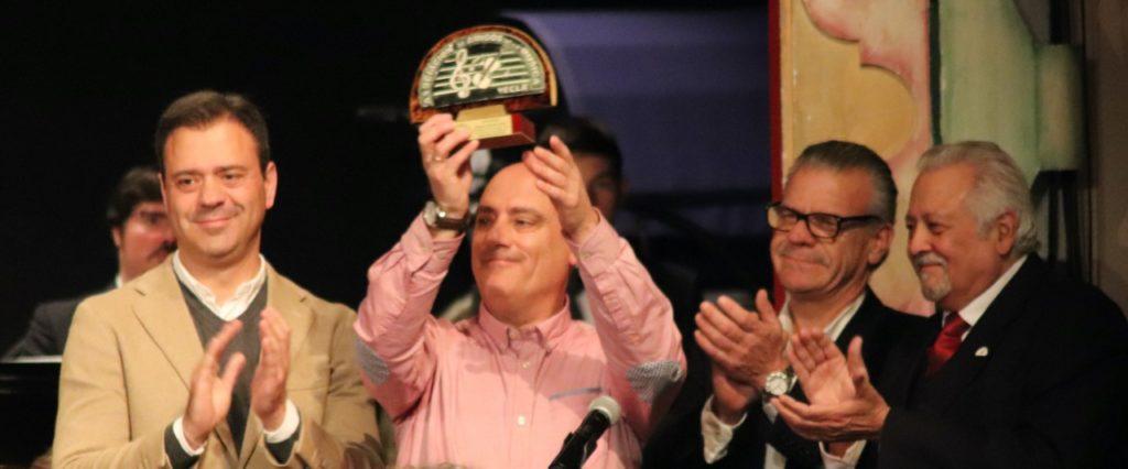 LA BANDA DE MÚSICA DE EL BARCO DE ÁVILA, PREMIO SANTA CECILIA 2019
