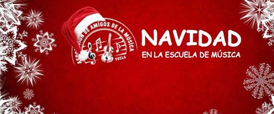 NAVIDAD EN LA ESCUELA DE MÚSICA 2019-2020. CONCIERTO DE SAXOFÓN Y PIANO