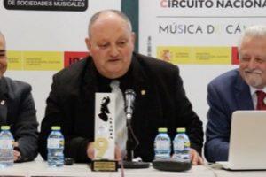 La XXVI Asamblea de la Confederación Española de Sociedades Musicales se celebró en Yecla