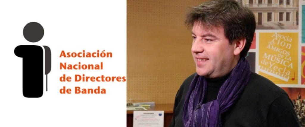 NUEVA JUNTA DIRECTIVA DE LA ASOCIACIÓN NACIONAL DE DIRECTORES DE BANDA
