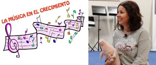NUEVA EDICIÓN DEL TALLER  «MÚSICA EN EL CRECIMIENTO» IMPARTIDO POR SANDRA GUILLEM