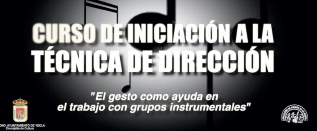 CONOCE MÁS DE CERCA EL CURSO DE INICIACIÓN A LA TÉCNICA DE DIRECCIÓN CON  ÁNGEL HERNÁNDEZ