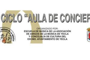 REGRESA EL XVIII CICLO AULA DE CONCIERTOS