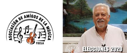 ENTREVISTA A FRANCISCO MUÑOZ, PRESIDENTE DE LA ASOCIACIÓN DE AMIGOS DE LA MÚSICA DE YECLA