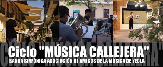 ASÍ FUE EL CICLO «MÚSICA CALLEJERA»