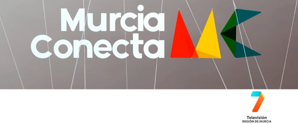"""EL VIERNES 20 DE NOVIEMBRE, LA AAMY SERÁ PROTAGONISTA DEL ESPACIO """"MURCIA CONECTA"""" DE LA 7 TELEVISIÓN DE MURCIA"""