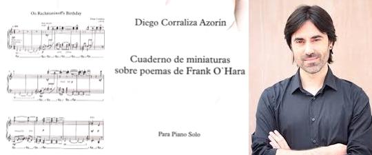 "DIEGO CORRALIZA SELECCIONADO EN EL CONCURSO DE COMPOSICIÓN INTERNACIONAL PARA PIANO ""SHE LIVES THE BUDAPEST"""