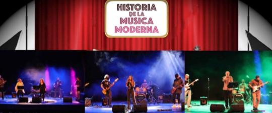 """ASÍ FUE EL CONCIERTO """"HISTORIA DE LA MÚSICA MODERNA"""""""